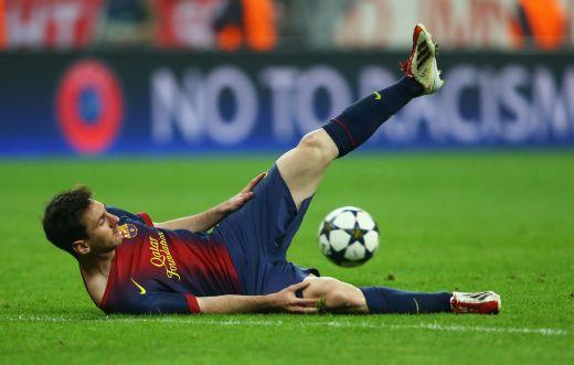 Messi i so ia lui se intalnesc