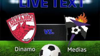 Dinamo, aproape de Europa: Dinamo 2-0 Gaz Metan! 20.000 de dinamovisti au facut SHOW pe National Arena!