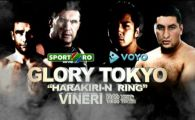 Lupta TOTALA in ring! Aerts si Le Banner se bat LIVE in Glory Tokyo! Klitschko are meci MARE cu italianul Pianeta