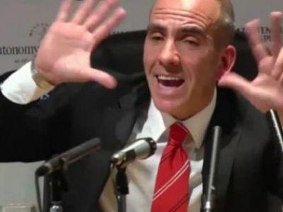 Di Canio a facut 'miracolul'! Jurnalistii au facut liniste cand l-au auzit vorbind! Ce a fost in stare sa zica VIDEO