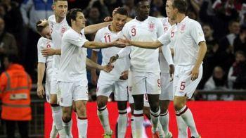 "Obligati sa fie EROI! ""Baby"" nationala Angliei ii cauta pe noii Gerrard, Lampard si Terry! Anglia-Irlanda e MIERCURI, ora 22:00, LIVE pe Sport.ro si Voyo.ro"