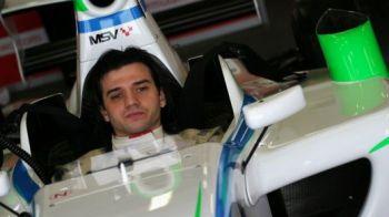 Marinescu a concurat bolnav la Moscova! Cursa a oferit un accident horror: pilotul a ajuns sub bolid! VIDEO