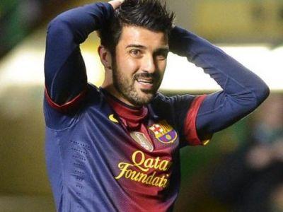 Lista celor mai proaste afaceri facute de Barca in ultimii ani: Primii 2 jucatori inseamna o gaura de 100 mil € in buget! Pe ce loc e David Villa: