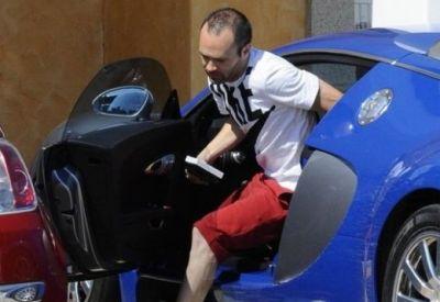 Veyron car