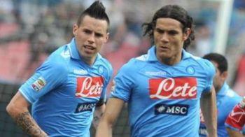 "De Laurentiis a reusit sa il convinga! Jucatorul RAMANE la Napoli! ""Vreau sa ajung ca Totti sau Del Piero!"""