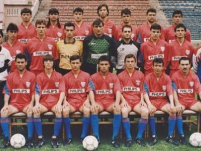 Prima echipa care a eliminat Steaua din preliminariile Ligii era un dream team fabulos: Petit, Thuram, Puel, Klinsmann, Djorkaeff, Enzo Scifo! Antrenor: Arsene Wenger!