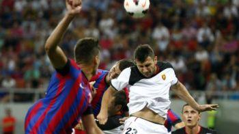 """De pe National Arena, in Liga 1! Golgheterul lui Vardar ii promite IADUL Stelei: """"Veti vedea voi la Skopje!"""" Ce spune despre transferul la Dinamo:"""