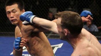 """""""Arata ca un ZOMBIE!"""" Cum s-a transformat piciorul unui luptator din MMA dupa meci! FOTO:"""