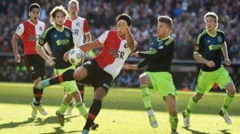 De Klassieker este in direct la Sport.ro si Voyo.ro! Supershow in Olanda! Ajax - Feyenoord, duminica de la 13:30!