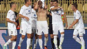 """BLESTEMUL continua! Steaua, al 4-lea meci fara victorie la Medias: """"Puteam castiga! Daca ramaneam in 11, altul era rezultatul!"""""""