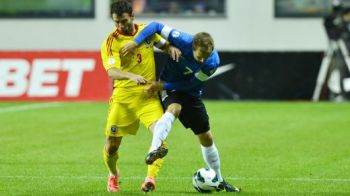 Estonienii, la un pas sa nu ajunga la meci! :) Romania putea pierde calificarea la baraj din cauza unui avion! 3-0 la masa verde NU ne califica!