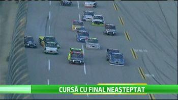 INCREDIBIL! Asta e cursa din care a scapat O SINGURA masina! Nebunie GENERALA pe pista! VIDEO