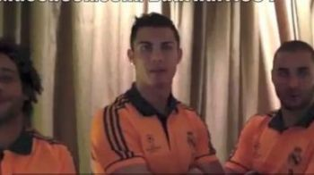 "Gest superb al lui Cristiano! Ronaldo a avut un mesaj fara precedent! ""Fratele"" sau a dat LIKE si SHARE instant! VIDEO"