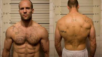 Secretul muschilor lui Jason Statham! Ce face actorul in vacanta: VIDEO