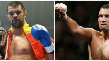 "Daniel Ghita, alaturi de Vitali Klitschko in ""lupta pentru Europa!"" Mesajul transmis de ""Samuraiul"" Ghita, dupa ciocnirile violente de azi-noapte:"