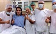 "Falcao s-a operat si viseaza la Mondial: ""Exista o sansa. Traiesc cu speranta asta in fiecare zi"" Cat poate dura recuperarea:"