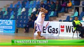 Leul Simba, mascota oltenilor, vrea sa castige Romanii au talent! Seful pompierilor din Craiova s-a inscris la celebrul show de la PROTV! VIDEO