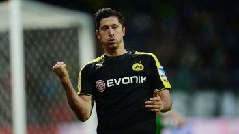Lewandowski e persona non grata in Dortmund! Fanii s-au razbunat pe el dupa ce a anuntat ca pleaca la Bayern. Cum si-a gasit masina cand a ajuns acasa