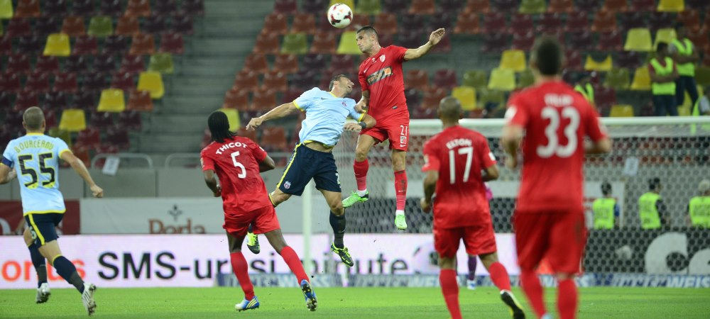 Ce sanse are Steaua sa treaca de Sporting in play-off-ul Champions League?