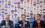 """Raspunsul lui Stoican, dupa acuzatiile lansate de Anghelache: """"Imi asum toate criticile!"""" Ce spune inaintea derby-ului cu Steaua:"""