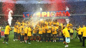 FALIMENTUL unui record vechi de 22 de ani. Cum ajunge Steaua sa rescrie istoria fara sa joace fotbal