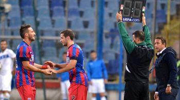 """""""Raman la Steaua, voi vorbi cu Becali"""" Stelistii primesc si o veste buna dupa plecarea lui Reghe! Ce salariu urias va lua Chipciu"""