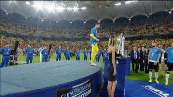 Faza ANORMALA intr-un fotbal civilizat! Ce s-a intamplat pe teren dupa finala Cupei! Stelistii si-au luat teapa! VIDEO