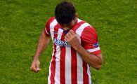 Diego Costa, 15 zile pe bara! Atacantul lui Atletico Madrid va fi APT pentru Cupa Mondiala!