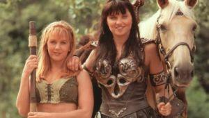 Xena si Gabrielle, reuniune dupa 20 de ani. Cum arata acum actritele indragite de milioane de romani