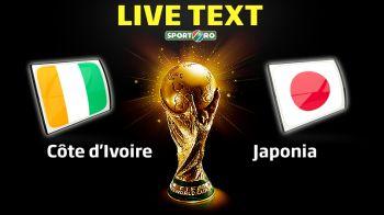 SPECTACOL in mijlocul noptii! Drogba a intrat, ivorienii au intors rezultatul in 5 minute! Coasta de Fildes 2-1 Japonia