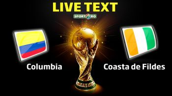 COLUMBIA 2-1 COASTA DE FILDES. Cu 6 puncte dupa in meciuri, Columbia e 99% calificata din Grupe dupa un meci DRAMATIC
