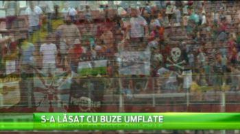 """VIDEO Doi luptatori profesionisti, in mijlocul incidentelor de pe Giulesti! """"Nu mai calcam vreodata pe un stadion!"""""""