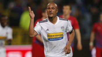 Wesley e la un pas de REVENIREA in Romania! Anuntul a fost facut de un club din Liga I pe Facebook! Cu cine negociaza: