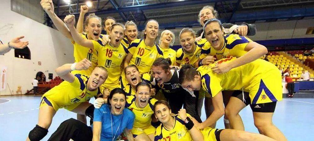 FORMIDABIL! Romania este CAMPIOANA MONDIALA dupa o finala de vis in care am spulberat Germania: 32-21!