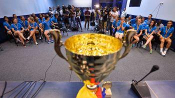 """Primele pentru campioanele mondiale vor fi DUBLATE! Reactie fantastica: """"Nu banii ne-au motivat"""" Selectionerii vor platiti de acum"""