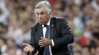 """Nici COMPLIMENTELE nu sunt suficiente pentru Real: """"Cred ca l-a uitat pe Balonul de Aur si pe Bale!"""" Reactia lui Ancelotti:"""
