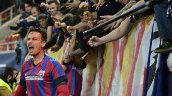 Steaua a facut PLANGERE impotriva fanilor lui Ludogorets! Ce se poate intampla la returul de la Sofia:
