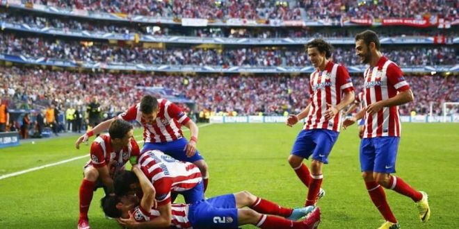 VIDEO:Atletico i-a luat inca un trofeu lui Real! Mandzukici a TERMINAT-O pe Real in Supercupa