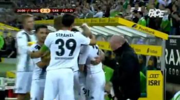 MASACRU! Meci teribil in Europa League, s-a terminat 7-0! Borussia n-a avut MILA in fata lui FK Sarajevo