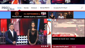 S-a lansat Pro TV Plus, platforma video online gratuit