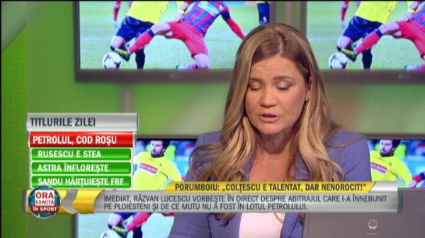 """Marian Iancu la Sport.ro: """"Dinu Gheorghe a contat la Petrolul - CFR!"""" Reactia lui Razvan dupa arbitrajul lui Coltescu:"""