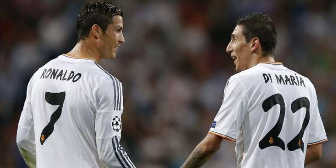 AM RAMAS pentru Cristiano Ronaldo!  Di Maria a spus exact conditiile in care a plecat de la Real: