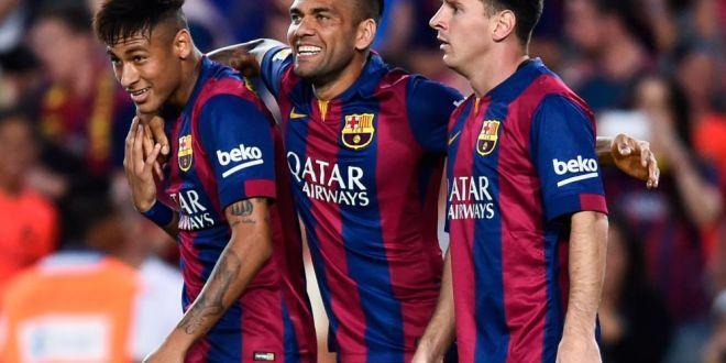 OFICIAL | Barcelona a facut anuntul final in privinta lui Dani Alves! Brazilianul va pleca de pe Camp Nou la finalul acestui sezon