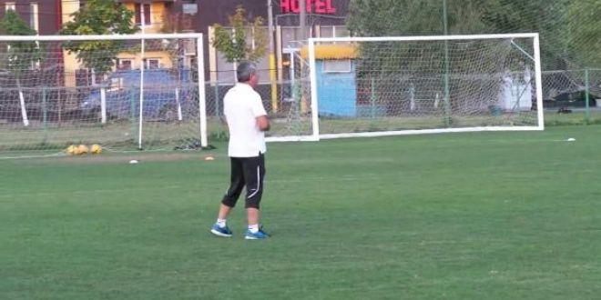 VIDEO Hagi a revenit pe gazon! O antreneaza pe Viitorul, dupa inceputul catastrofal de sezon! Ianis, promovat la echipa mare