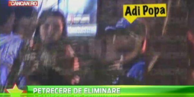 Reghe ii critica pe Adi Popa si Keseru, care au petrecut in Centrul Vechi:  II dadeam AFARA!  VIDEO