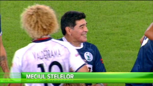 """Maradona. Baggio. Zanetti. Del Piero. Iti dau lacrimile cand vezi ce au putut face! 'El Pibe' a izbucnit la final: """"Ce naiba?"""""""