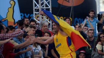"""Romania, campioana europeana la prima editie a turneului la baschet 3x3: """"Am muncit 10 ani pentru acest succes!"""""""
