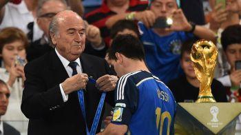 Rusia si Qatarul NU pierd Mondialele din 2018 si 2022! Blatter, ferm in privinta deciziei. Ce spune despre inca un mandat la FIFA