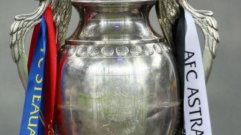 Marti, 12:00, in direct la Sport.ro: tragerile la sorti pentru 16-imile Cupei Romaniei! Ce echipe sunt in urne:
