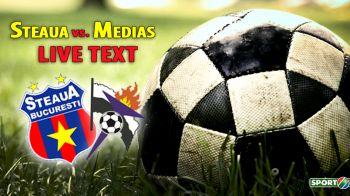 Steaua e din nou lider dupa 3-1 cu Gaz Metan! Sanmartean, bara-gol direct din corner, Keseru a reusit dubla! VIDEO
